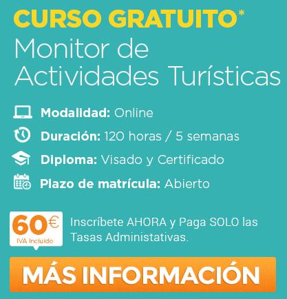 Monitor de Actividades Turísticas