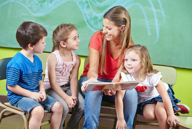Curso de Monitor de Talleres Infantiles Online