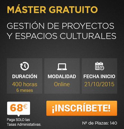 Gestión de Proyectos y Espacios Culturales
