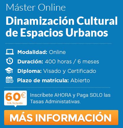 Dinamización Cultural de Espacios Urbanos