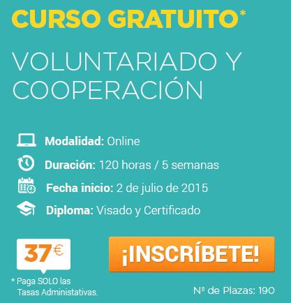 Voluntariado y Cooperación