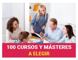 100 cursos y másteres