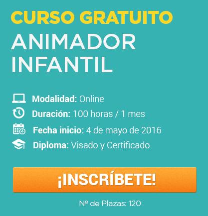 Animador Infantil