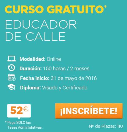 Educador de Calle