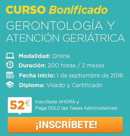 Gerontología y Atención Geriátrica
