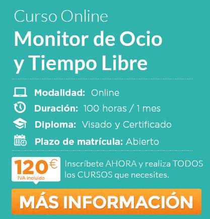 Monitor de Ocio y Tiempo Libre
