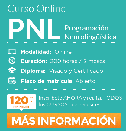 """Curso de """"PNL: Programación Neurolingüística"""" online"""