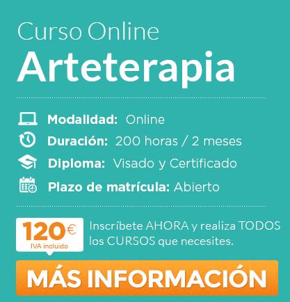 Solicita información del Curso de Arteterapia Online