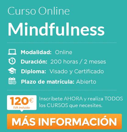 Solicita información del Curso de Mindfulness