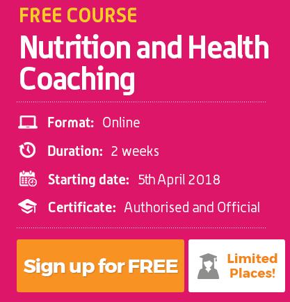 Nutrition and Health Coaching Free Course - Divulgación Dinámica